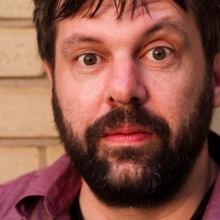 The Junc Room Big Top Talks: Tassos Stevens (The Loveliness Principal)