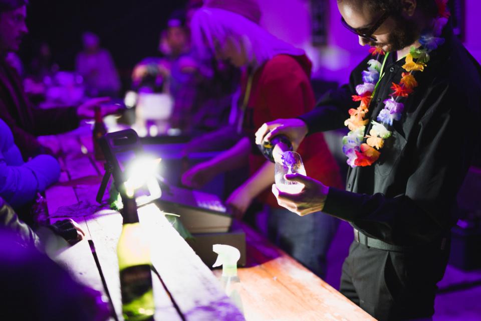 Fountain Bar Bar Jacob Collings