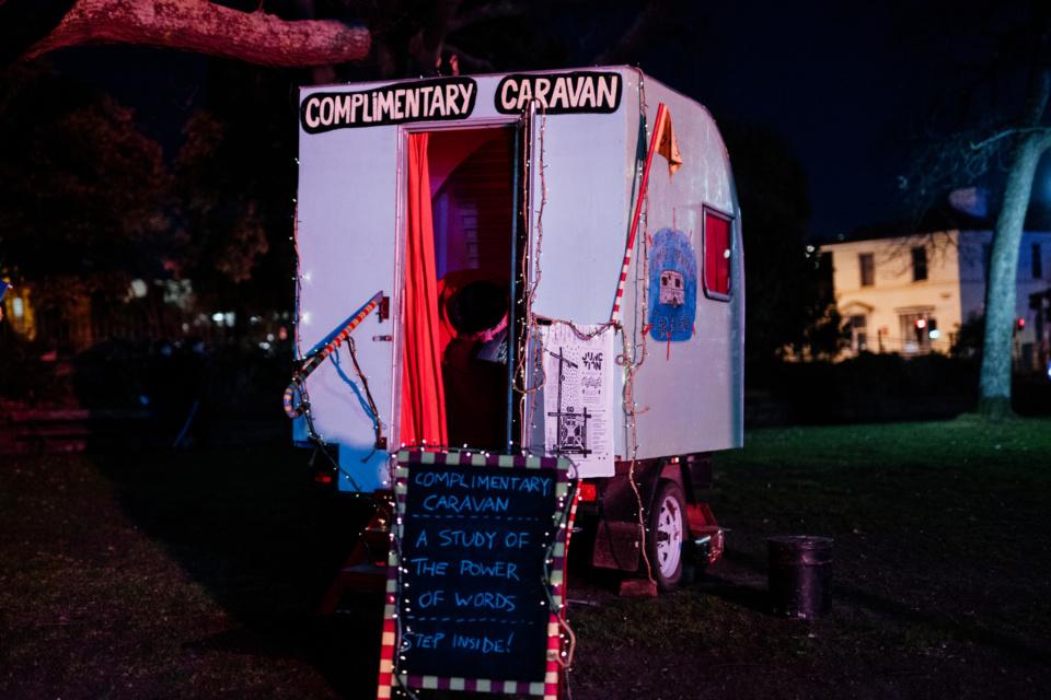 Junction2019 Complimentary Caravan2