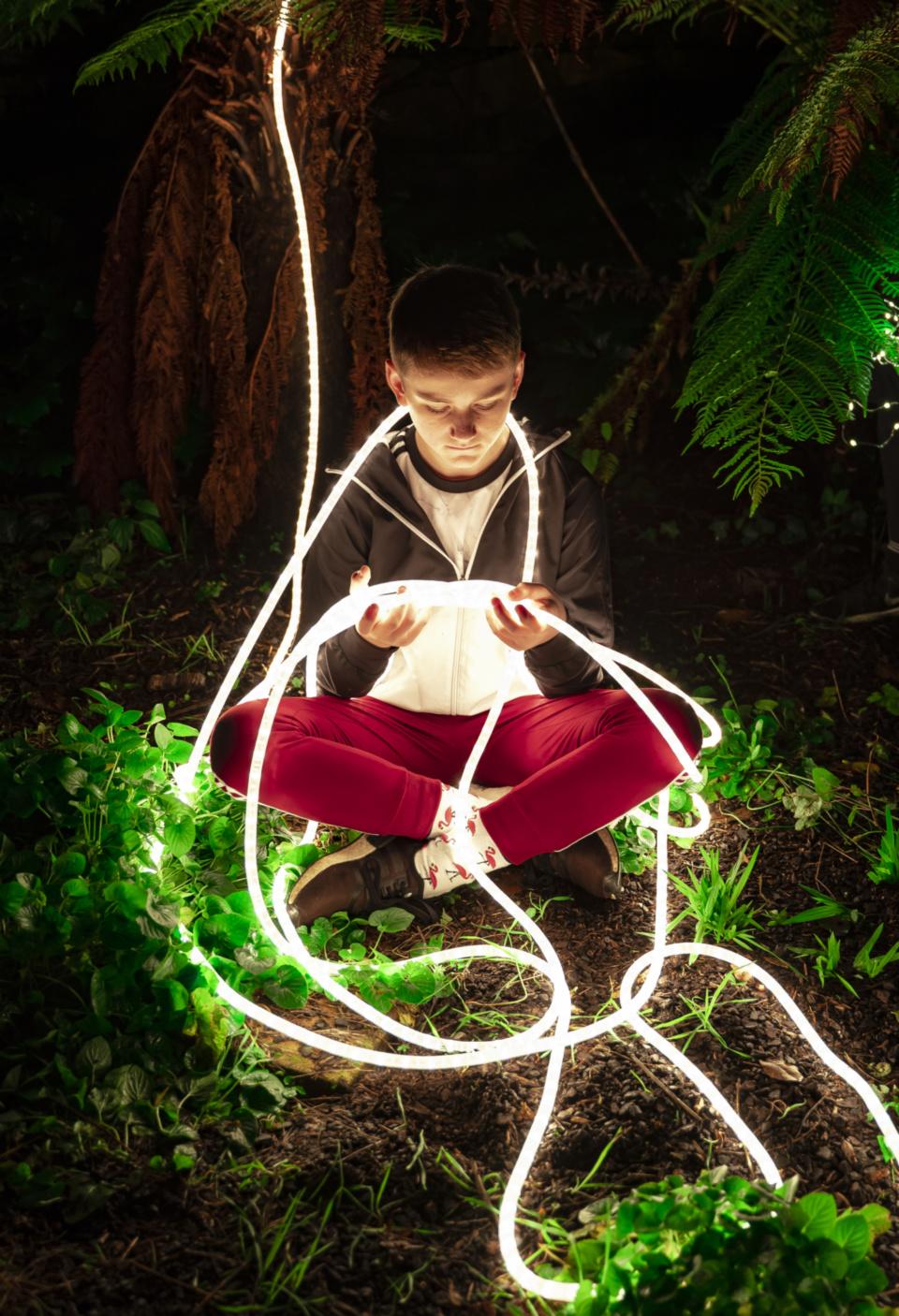 Stompin Distinctly Luminous Junction Arts Festival2019