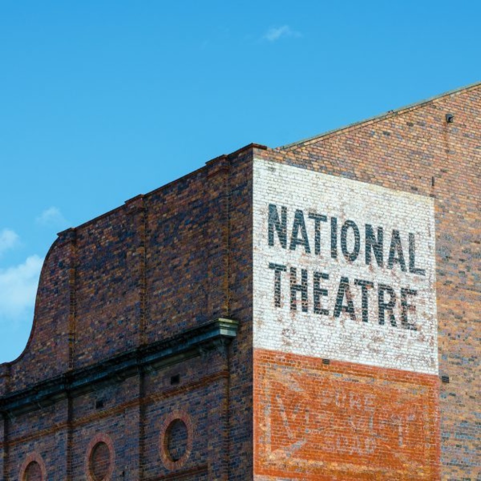 Open House : Foot & Playsted - The National Theatre : SOLD OUT