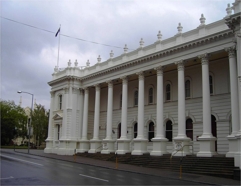 Open House : Launceston Town Hall