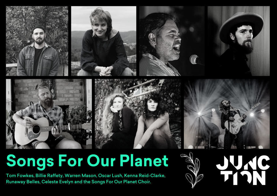 Songs For Our Planet
